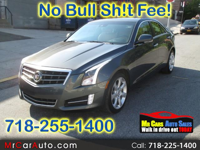 2013 Cadillac ATS 3.6L Performance AWD