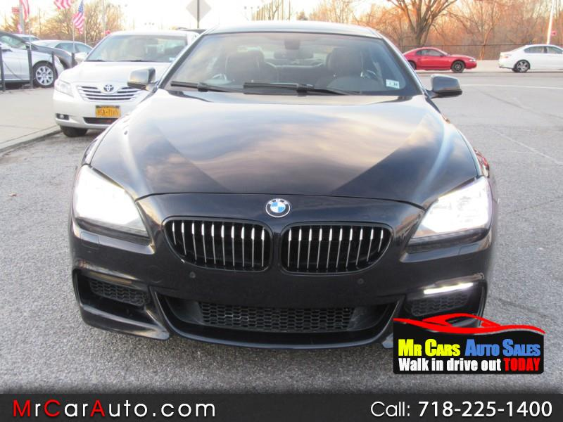 2013 BMW 6-Series 650xi Grand Coupe