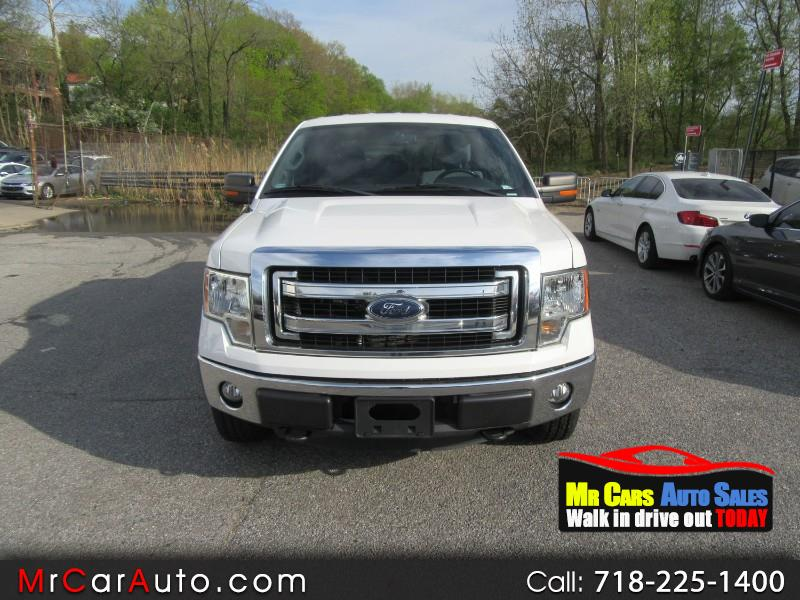 2013 Ford F-150 XLT SuperCab 5.5-ft Box 4WD