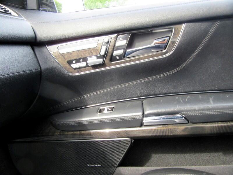 2010 Mercedes-Benz CL-Class CL550 4MATIC