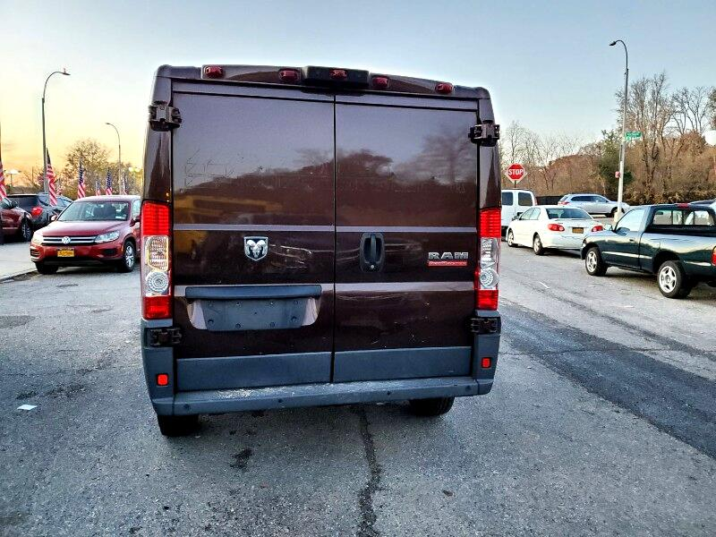 2015 RAM Promaster 1500 Low Roof Tradesman 118-in. WB