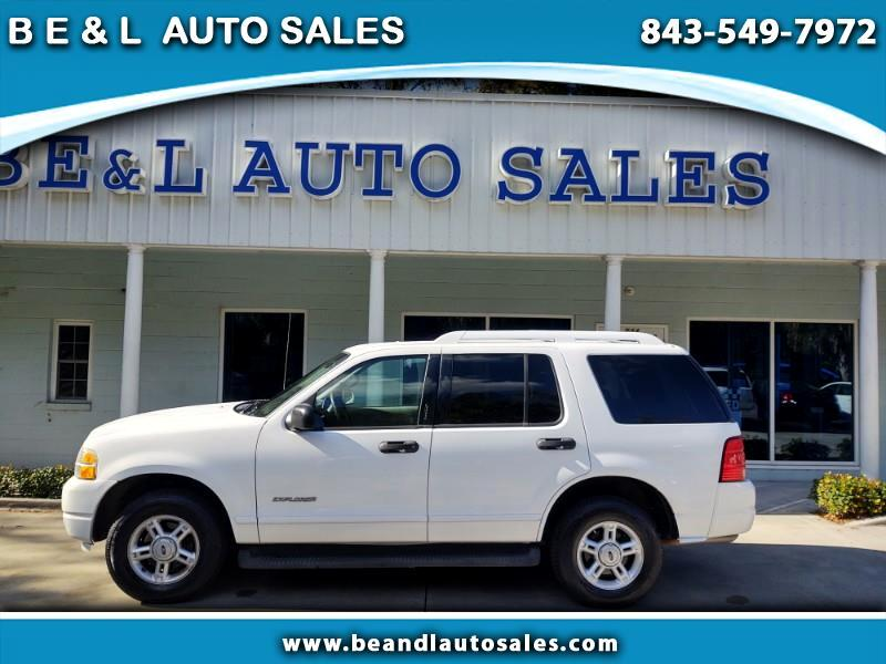 Ford Explorer XLT 4.6L 2WD 2005