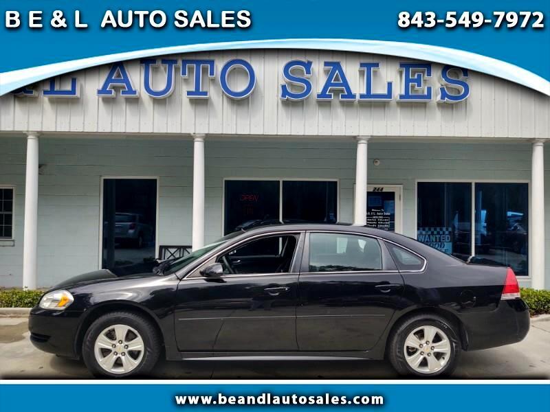 Chevrolet Impala Limited LS 2015