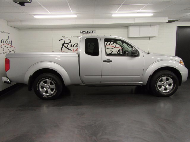 2012 Nissan Frontier SV King Cab 4WD