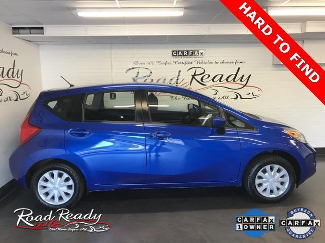 used 2015 nissan versa note sl for sale in ansonia ct 06401 road ready used cars. Black Bedroom Furniture Sets. Home Design Ideas