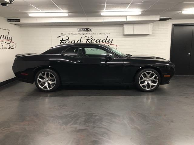 used 2015 dodge challenger sxt for sale in ansonia ct 06401 road ready used cars. Black Bedroom Furniture Sets. Home Design Ideas