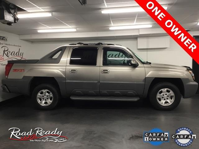 2002 Chevrolet Avalanche Base