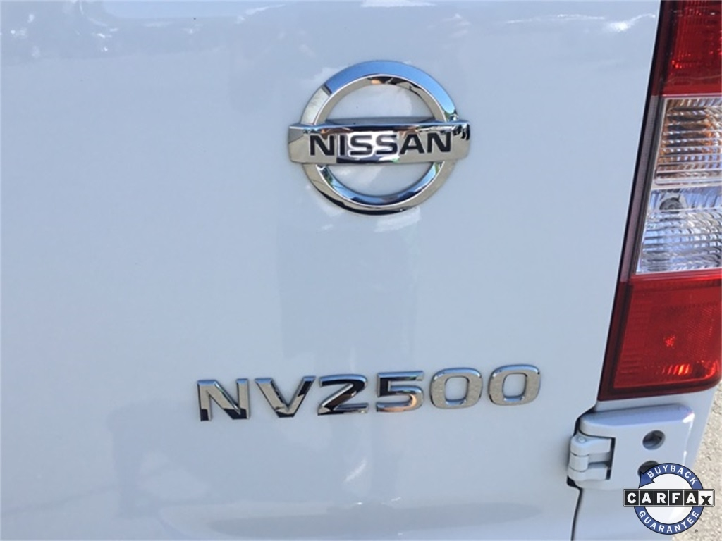 2017 Nissan NV Cargo S