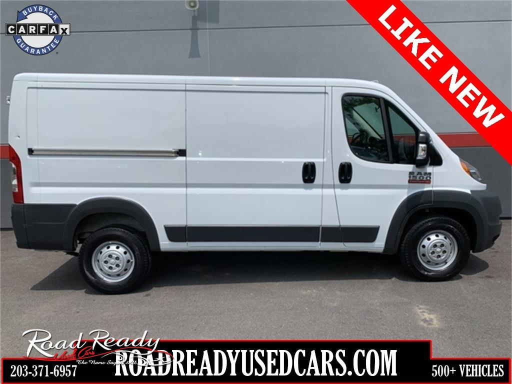 2016 RAM Promaster Low Roof