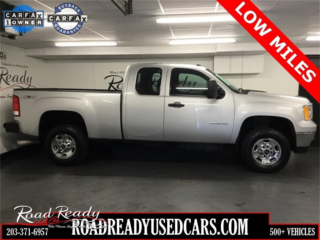 2011 GMC Sierra 2500HD Work Truck