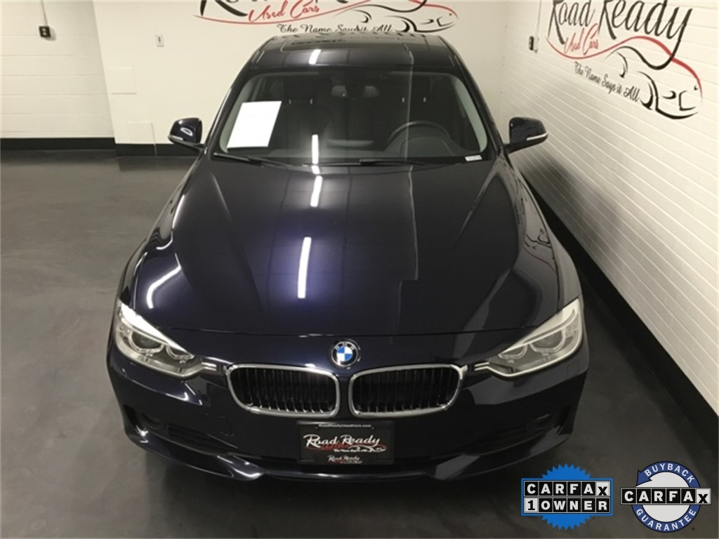 2014 BMW 3 Series 335i xDrive