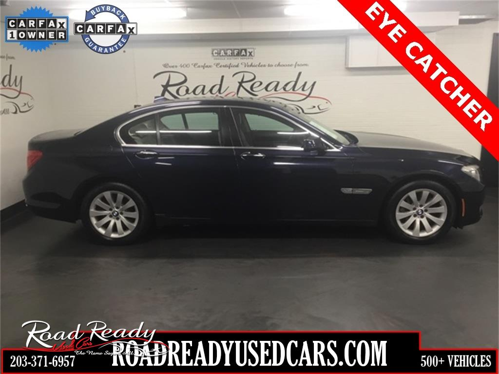 2011 BMW 7-Series 750i xDrive