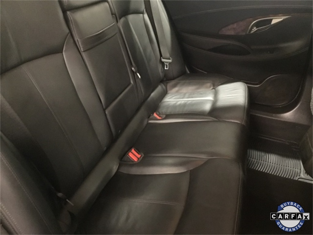 2012 Buick LaCrosse Leather Group