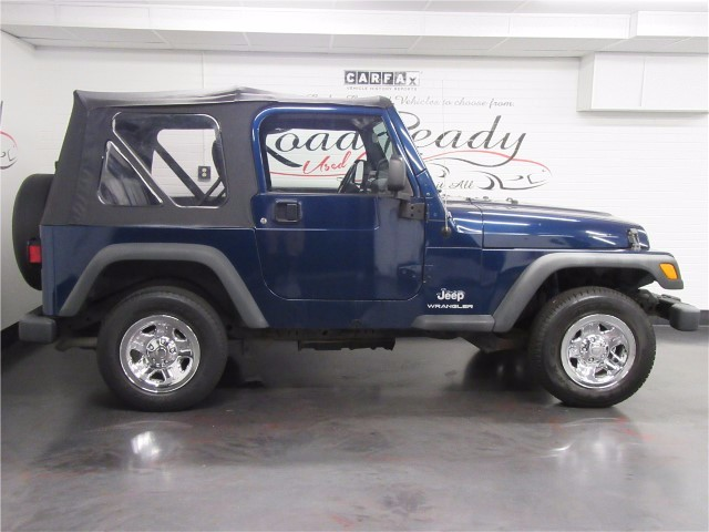 2005 Jeep Wrangler 2dr 4WD