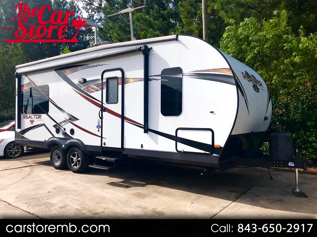 2015 Evergreen Ascend RV Reactor 21SA