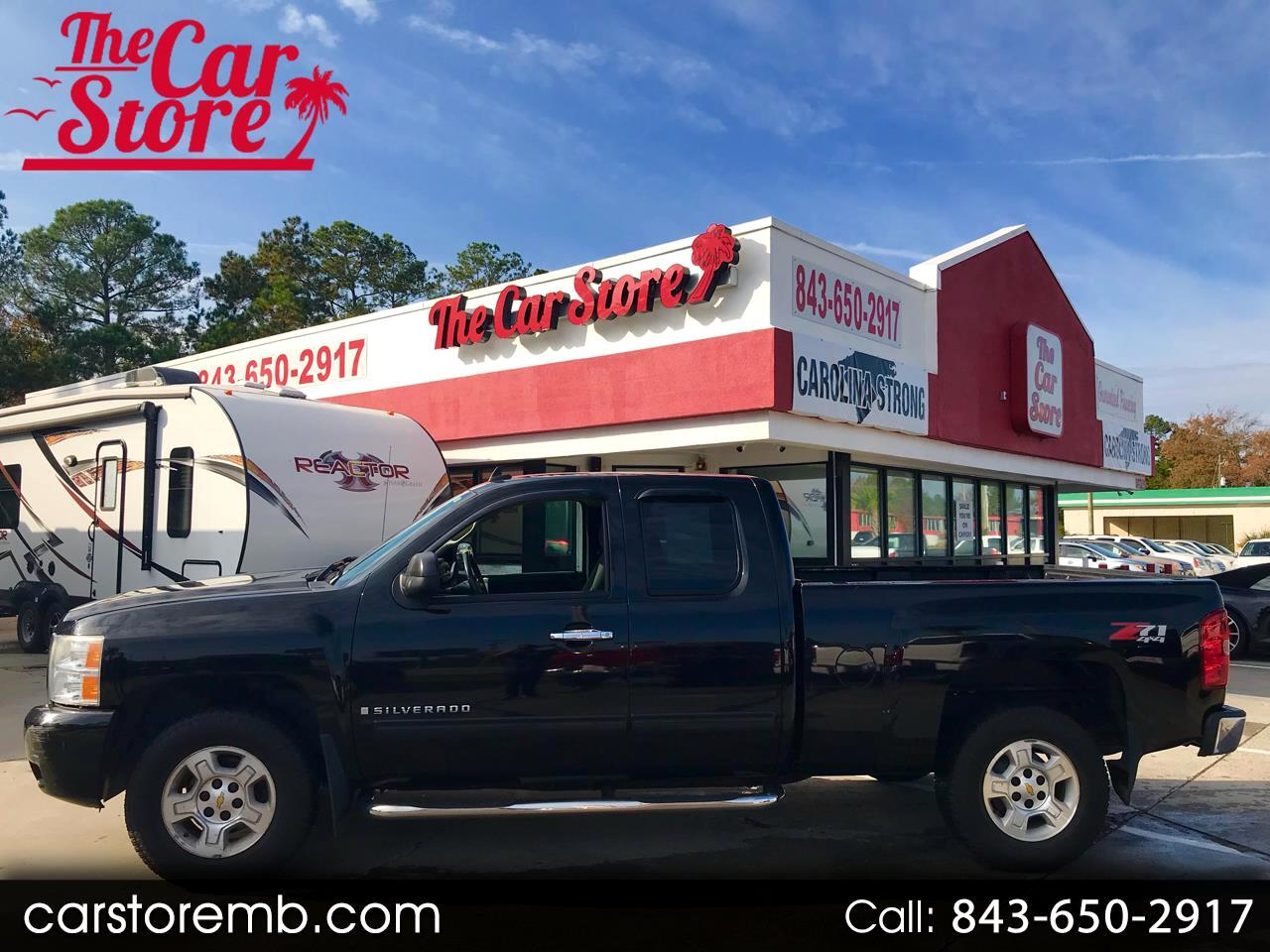 2009 Chevrolet Silverado 1500 Z71 Ext. Cab Short Bed 4WD