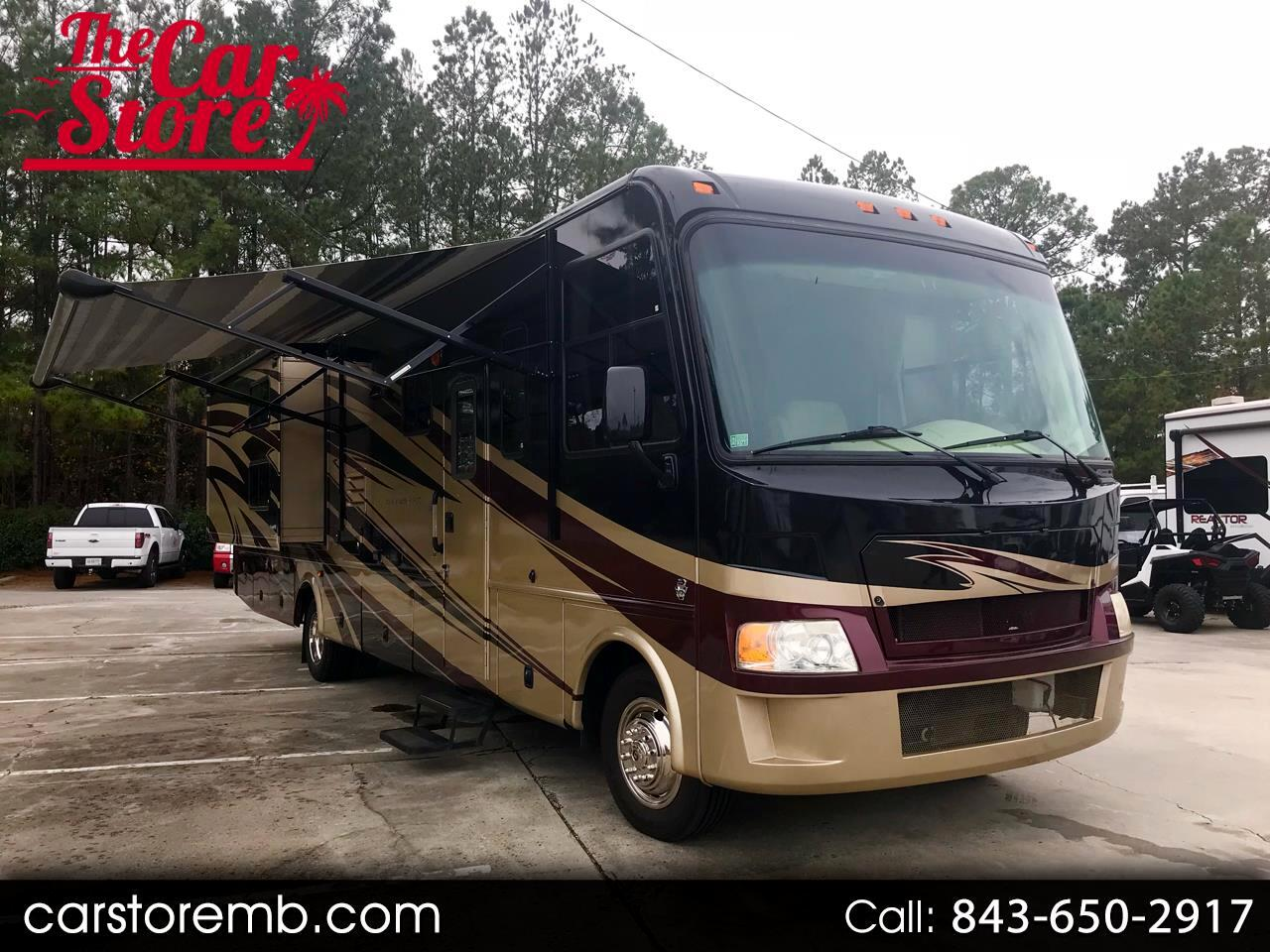 2011 Ford Stripped Chassis Motorhome Damon DayBreak 35BD