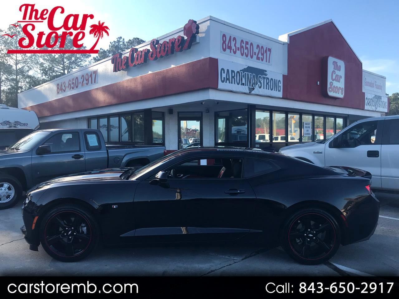 2017 Chevrolet Camaro 2LT Coupe