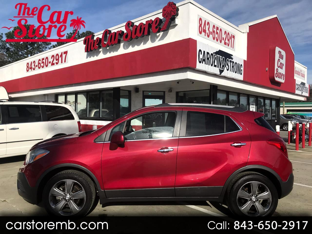 2013 Buick Encore Base FWD
