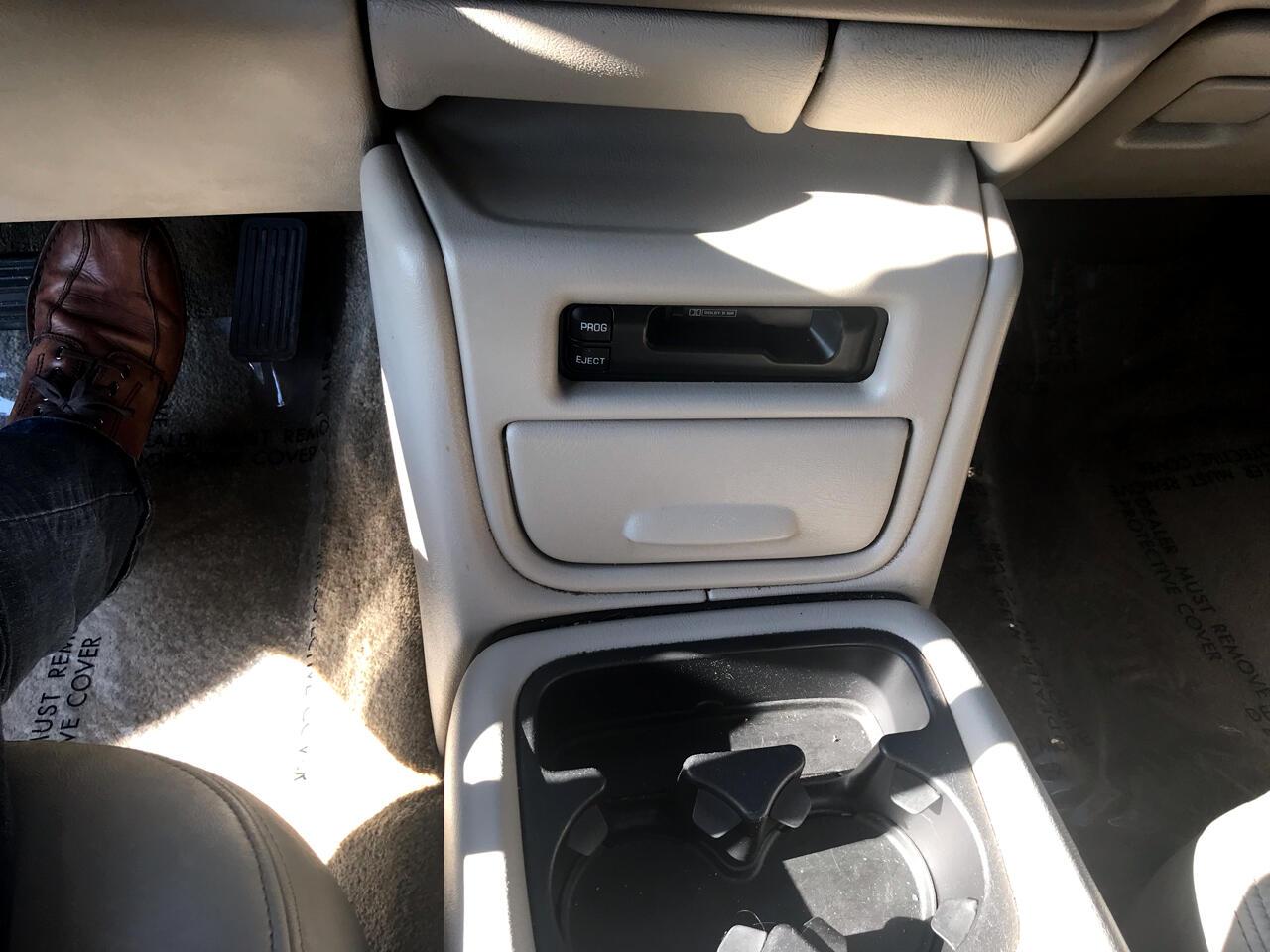 2002 Chevrolet Tahoe Z-71 / 4WD