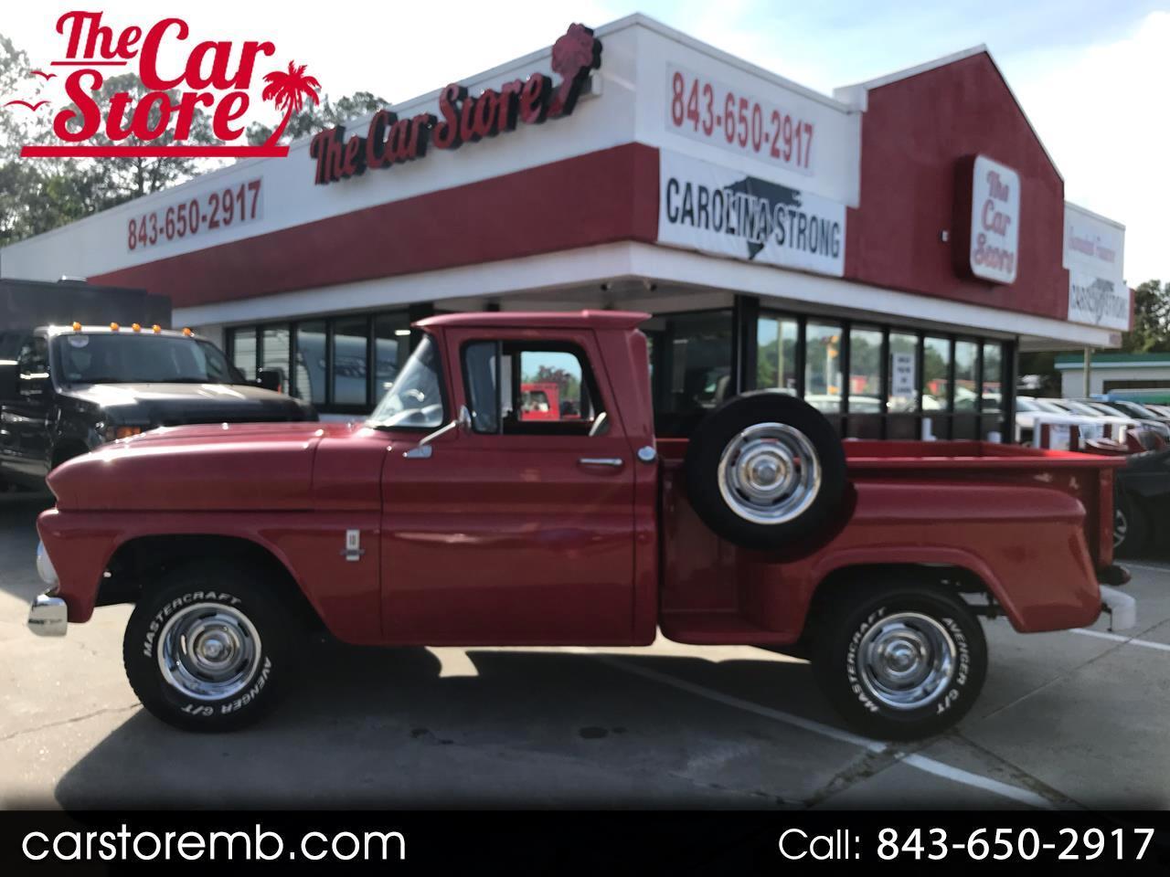 1963 Chevrolet C10 STEP SIDE