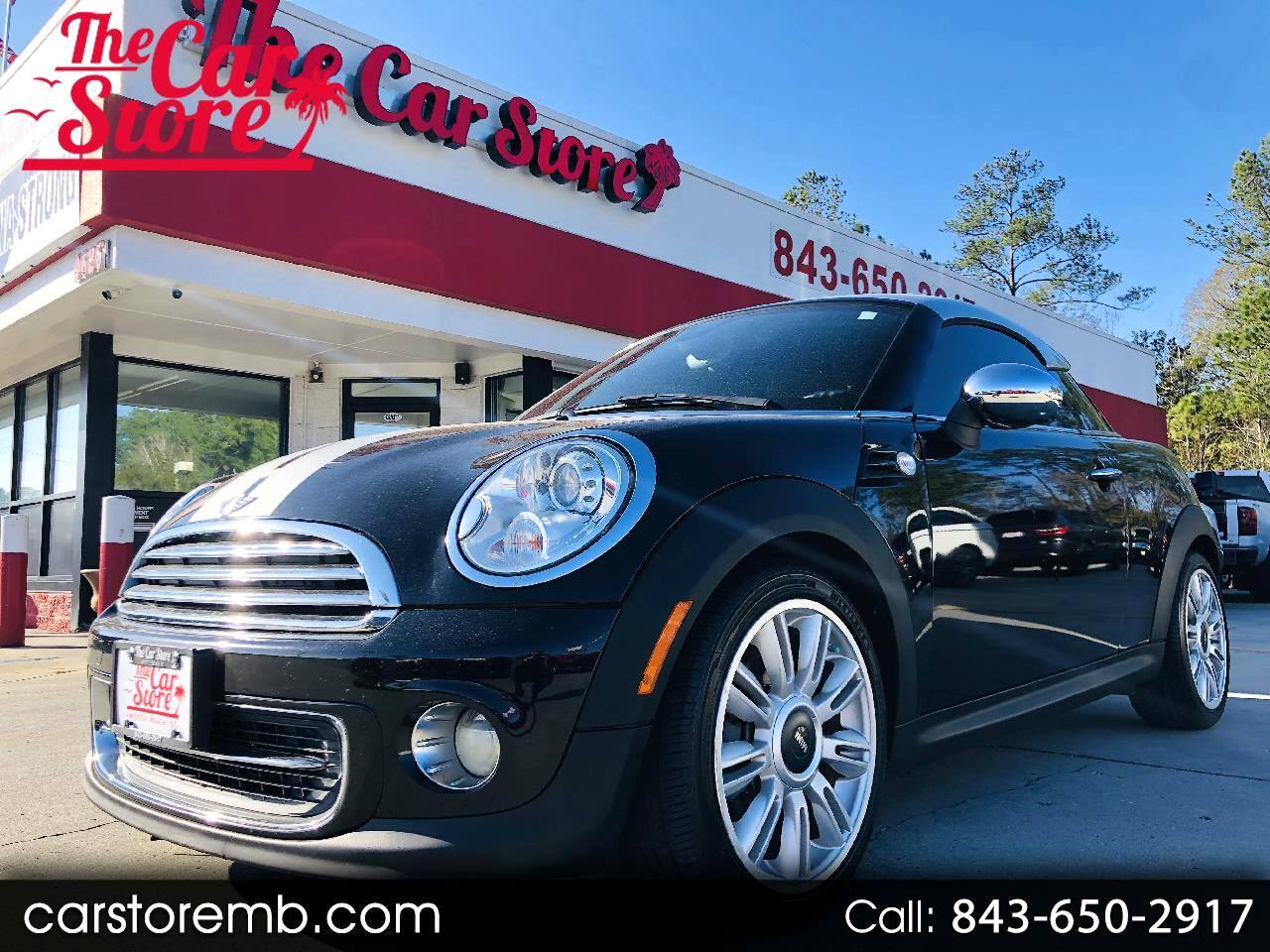 MINI Coupe Base 2012
