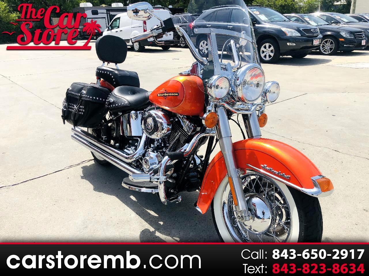 Harley-Davidson FLSTC  2012