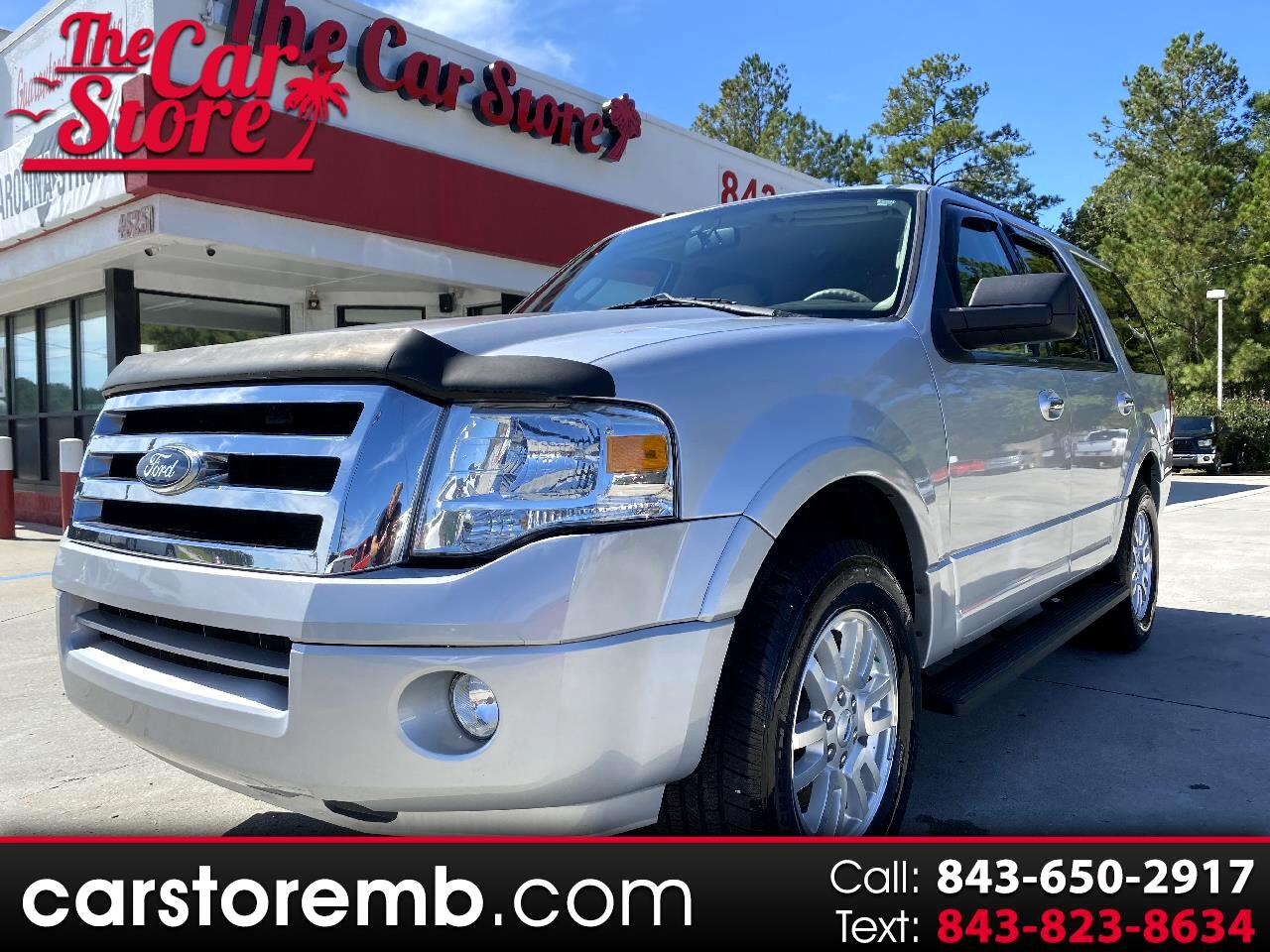 Ford Expedition 2WD 4dr King Ranch 2011