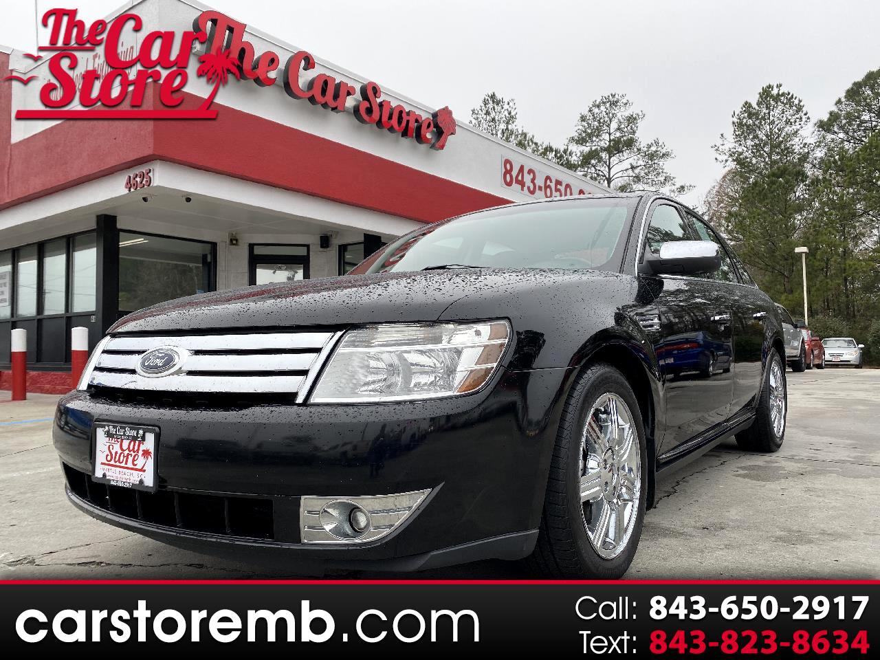 Ford Taurus 4dr Sdn Limited FWD 2008