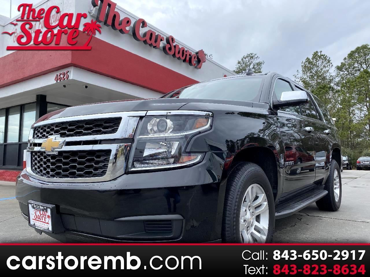 Chevrolet Tahoe 4WD 4dr LT 2019