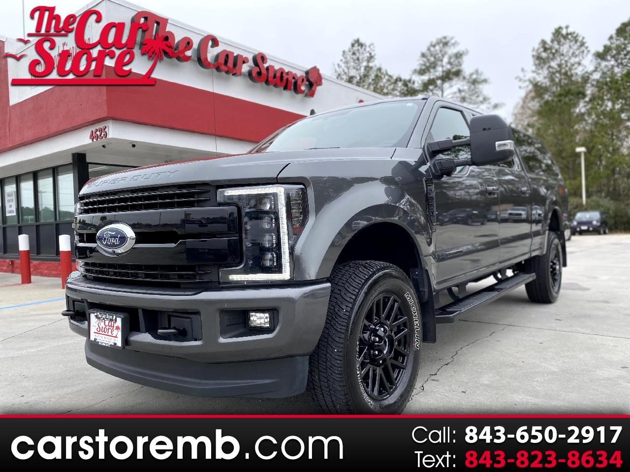 Ford Super Duty F-250 SRW Lariat 4WD Crew Cab 6.75' Box 2019