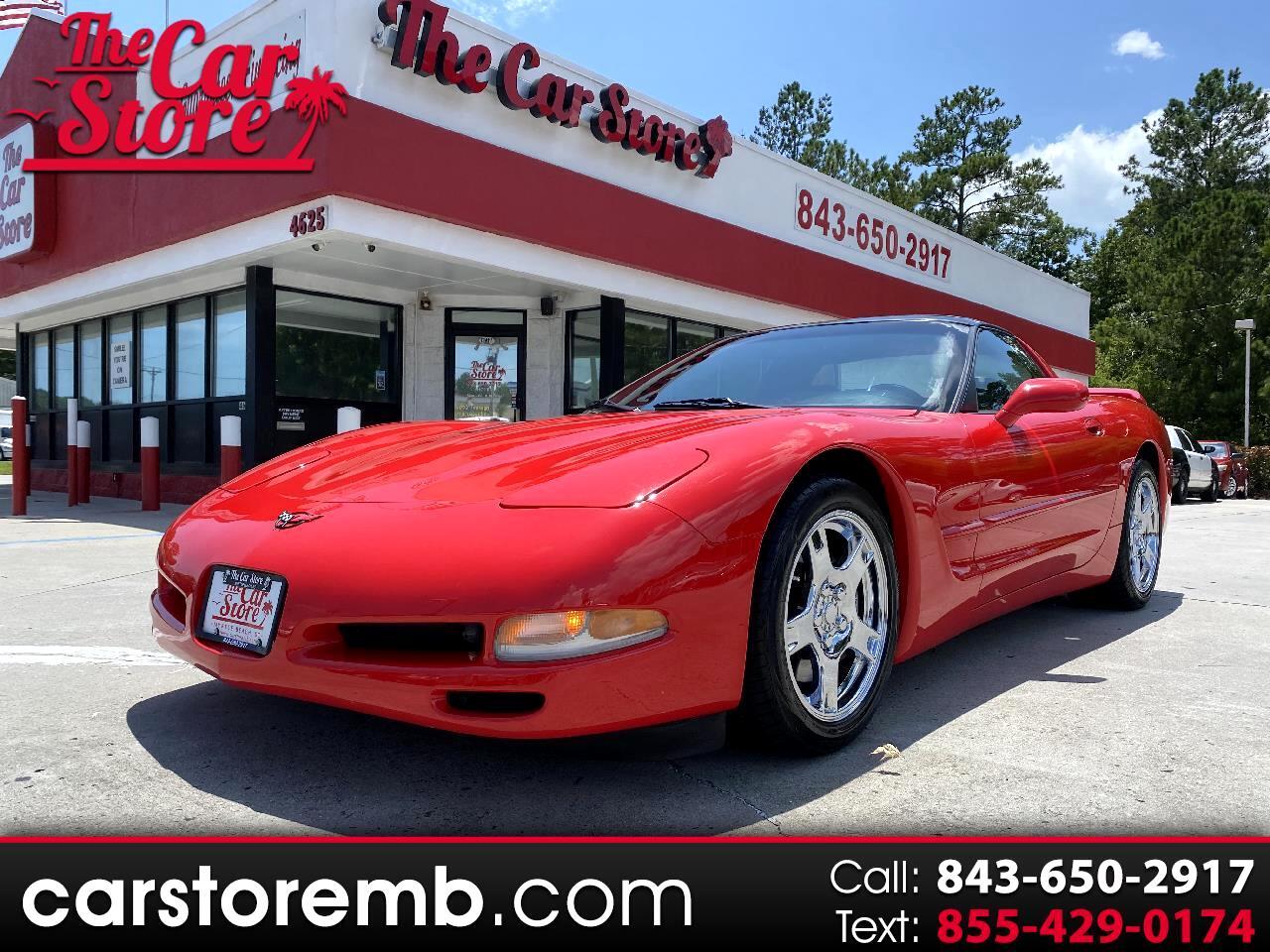Chevrolet Corvette 2dr Cpe 1998
