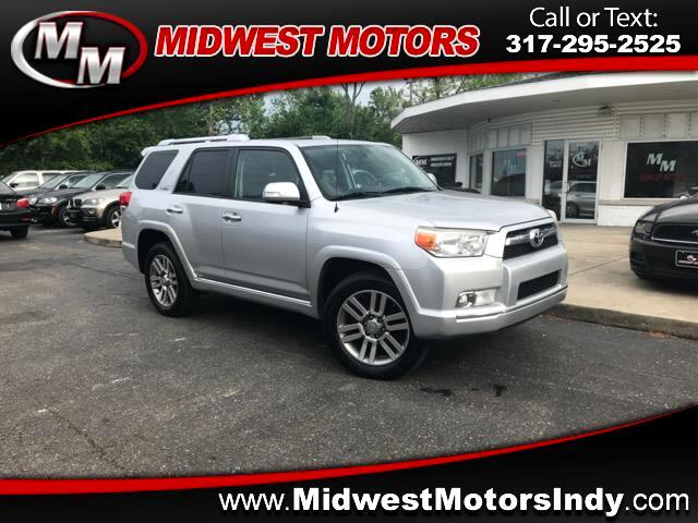 2011 Toyota 4Runner 4dr Limited V6 Auto 4WD (Natl)