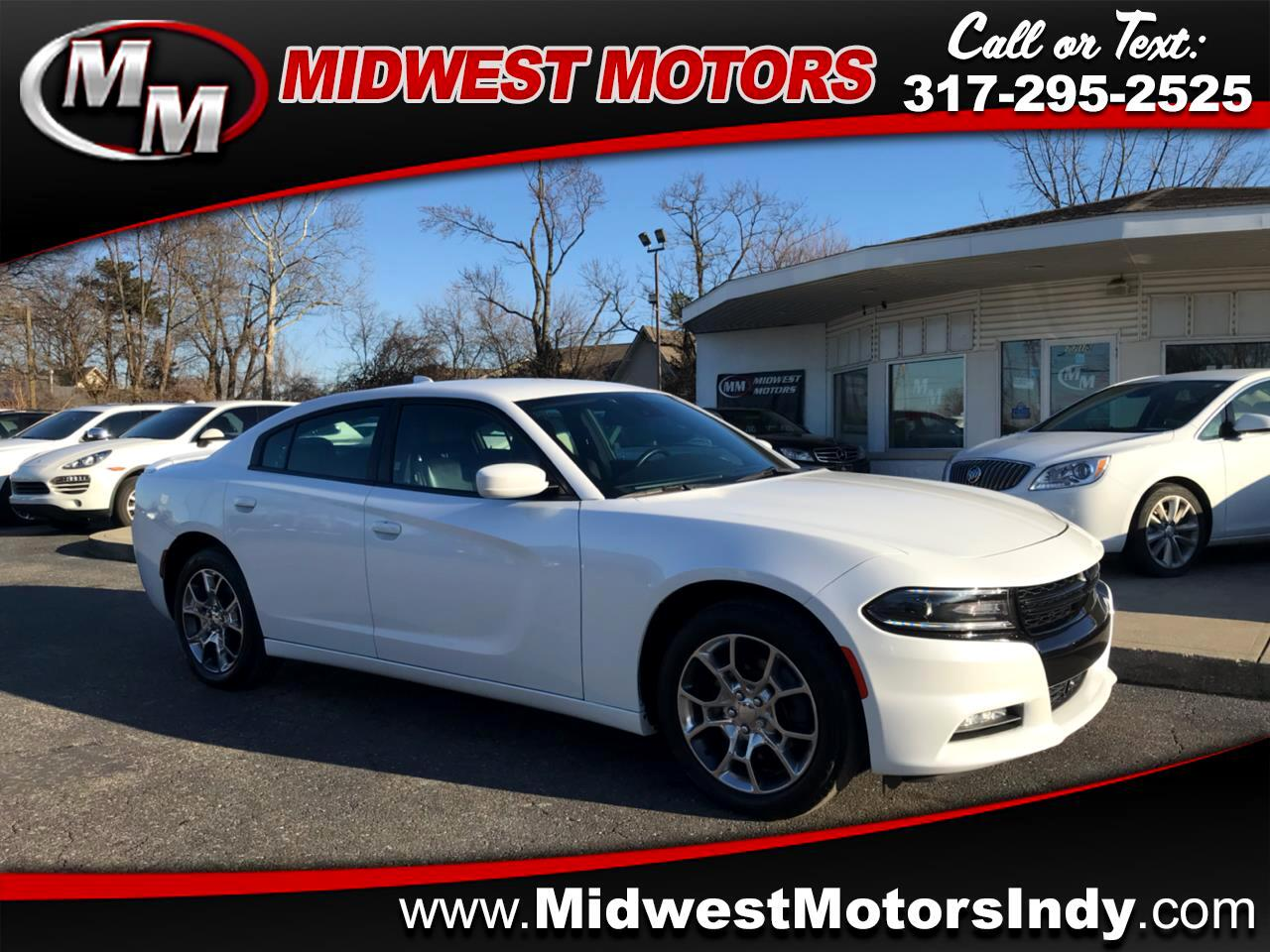 2015 Dodge Charger SXT RALLYE AWD