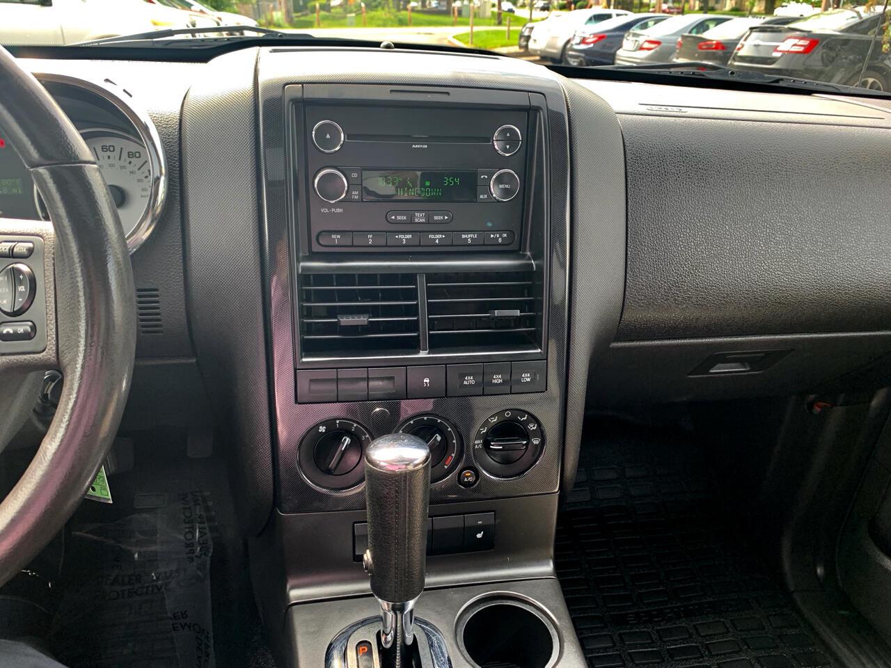 2008 Ford Explorer Sport Trac Limited 4.0L 4WD