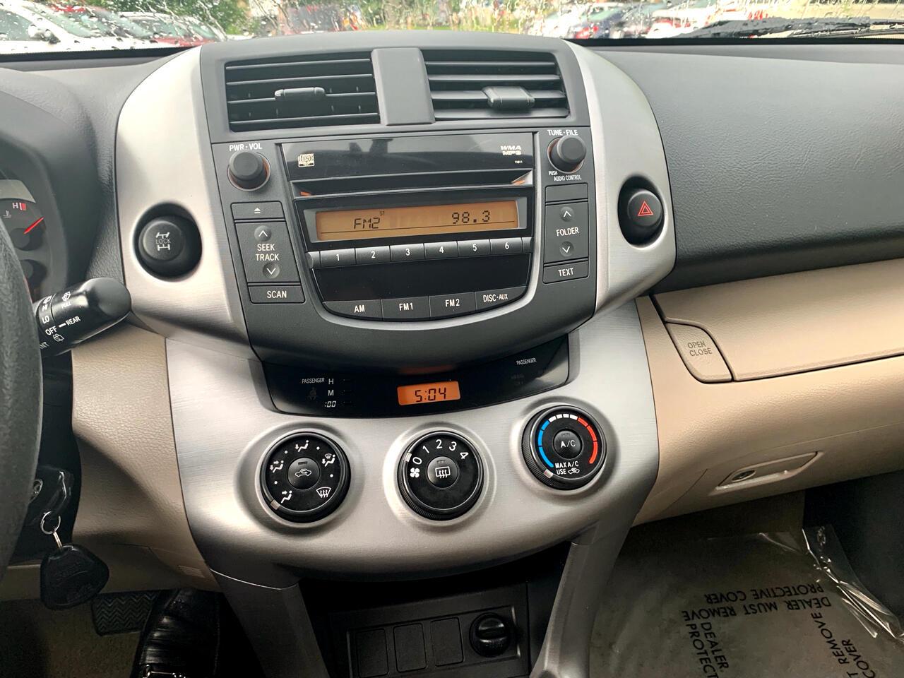 2007 Toyota RAV4 Base I4 4WD
