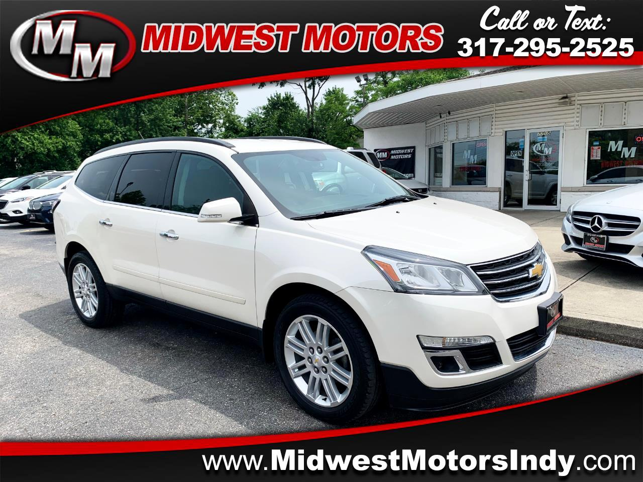 Chevrolet Traverse 1LT AWD 2015