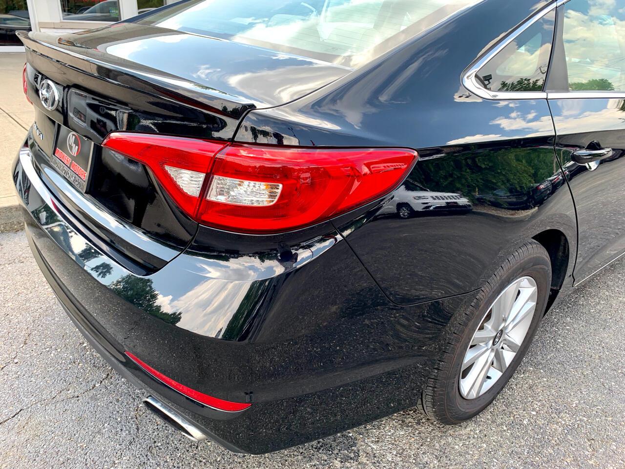 Hyundai Sonata 4dr Sdn 2.0L Auto SE 2015
