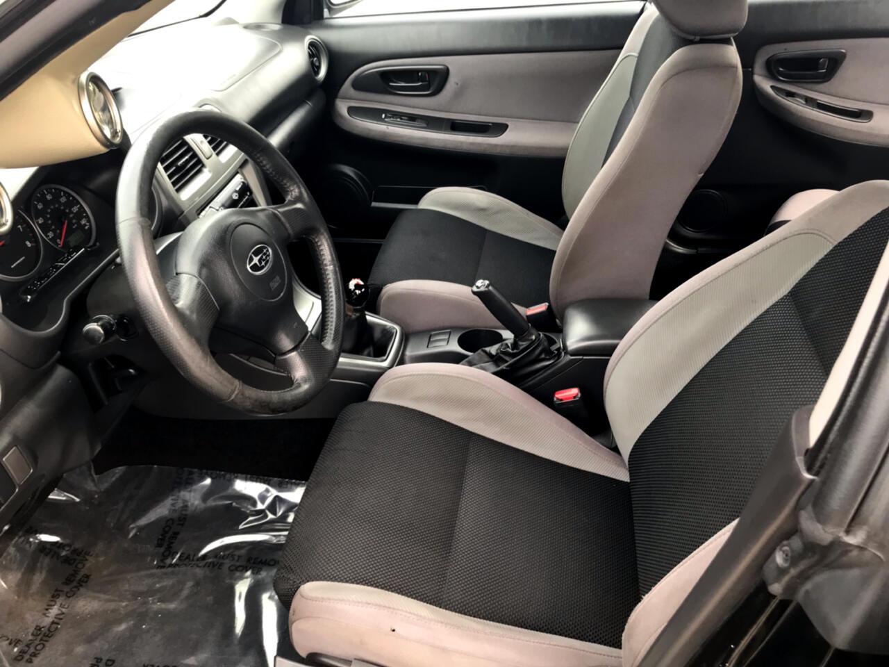 2006 Subaru Impreza WRX