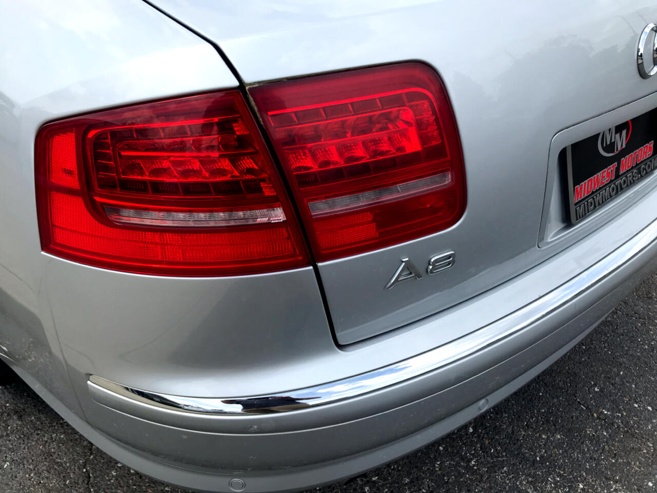 2009 Audi A8 Sedan