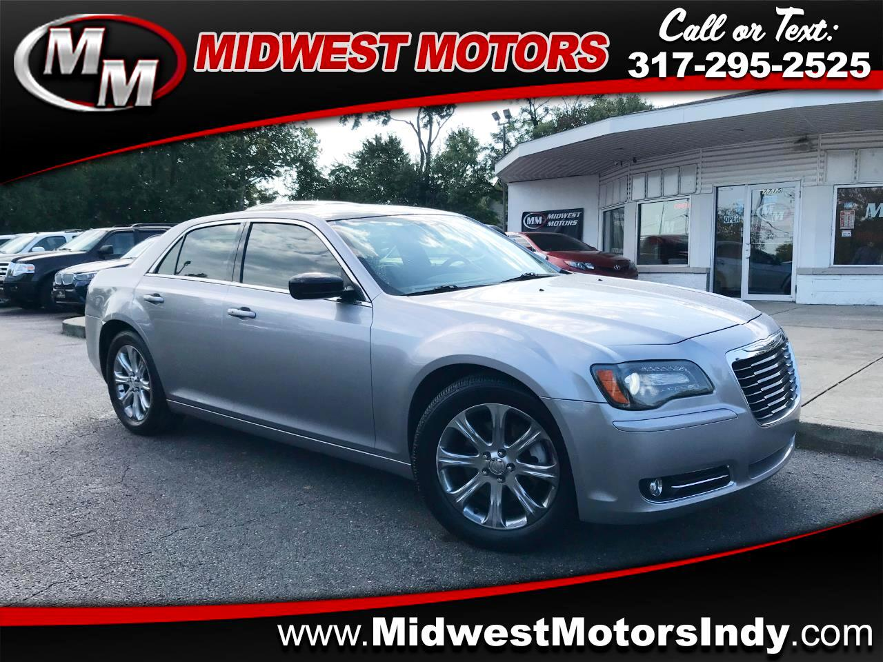 Chrysler 300 S V6 AWD 2013