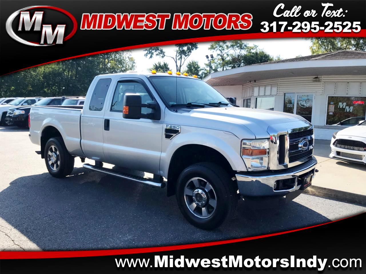 Ford F-250 SD XLT SuperCab Long Bed 4WD 2010