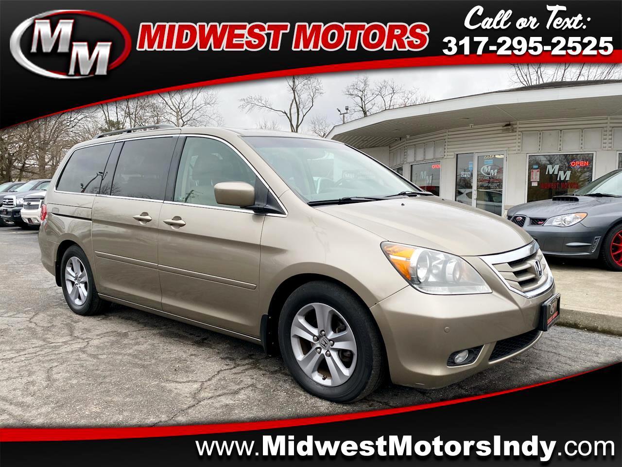 Honda Odyssey Touring 2010