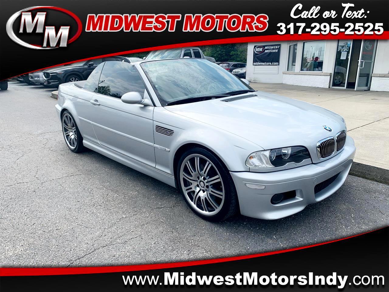 BMW M3 Convertible 2006