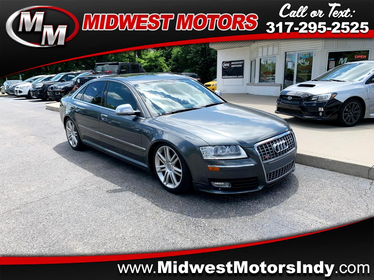 Audi S8 4dr Sdn 2008