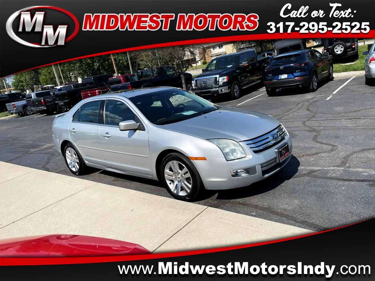 Ford Fusion 4dr Sdn V6 SEL FWD 2009