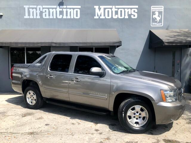2007 Chevrolet Avalanche 1500 5dr Crew Cab 130