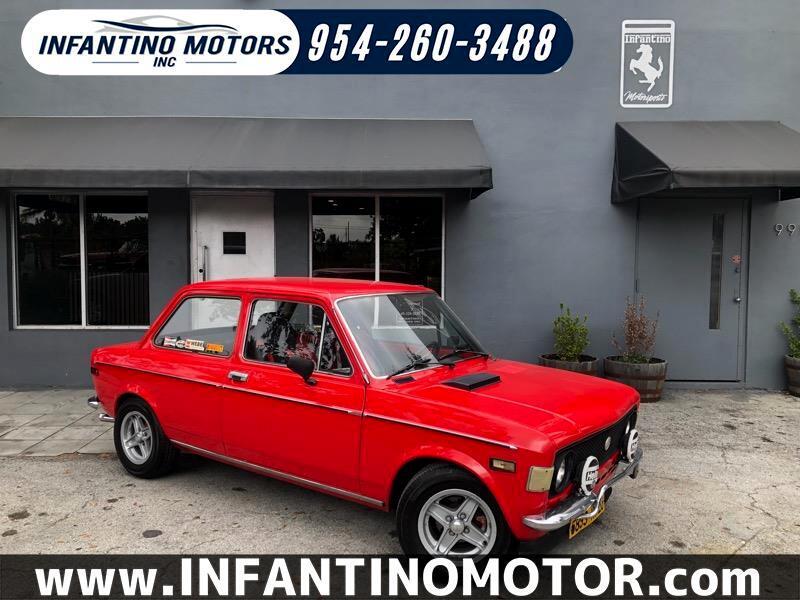 Fiat Custom  1974