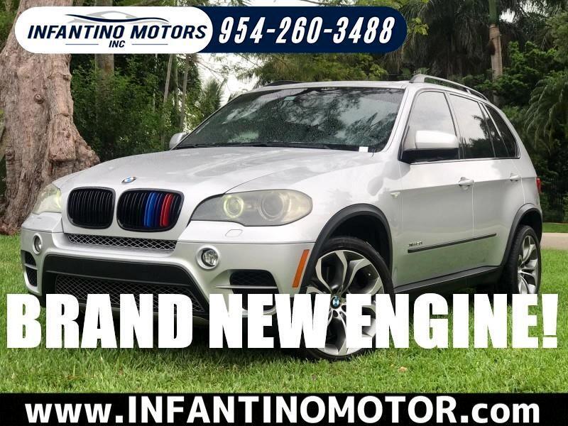 BMW X5 XDrive 5.0  2011