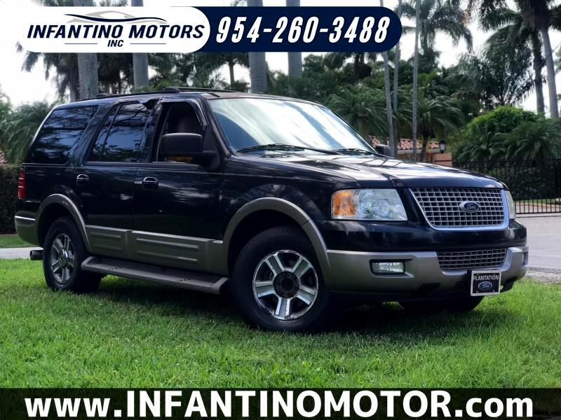 Ford Expedition Eddie Bauer 4.6L 2WD 2003